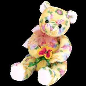 TY Beanie Baby   BLOOM the Bear [Toy] Toys & Games