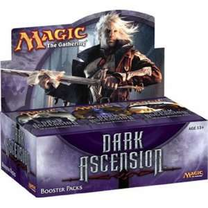Magic The Gathering Dark Ascension Booster Box Toys