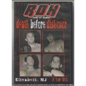 Ring Of Honor   Death Before Dishonor   7.19.03   DVD