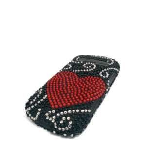 Diamond Jewel Gem Design Hard Case Cover Skin Protector Metro PCS