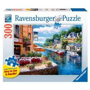 Ravensburger Corner Of Paradise   300 Pieces Large Format