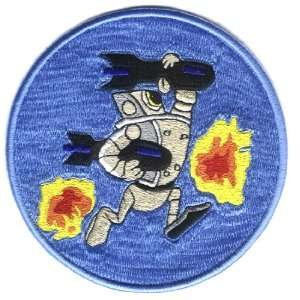 452nd Bomb Squadron 4.75 Patch Blue Everything Else