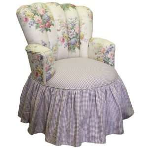 Angel Song Full Bloom Princess Girls Chair