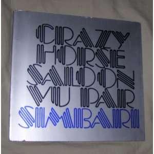 Crazy Horse Saloon Vu Par Simbari Nicola Simbari  Books