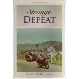 Strange Defeat Toys & Games