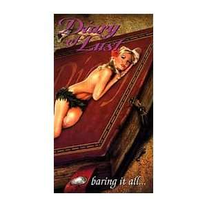 Diary of Lust [VHS] Michelle Flotow Movies & TV