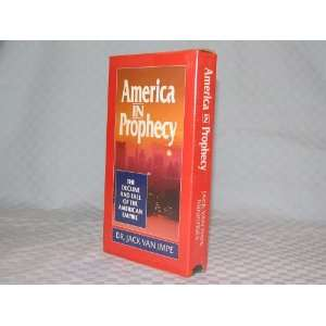 America In Prophecy by Dr. Jack Van Impe VHS Video