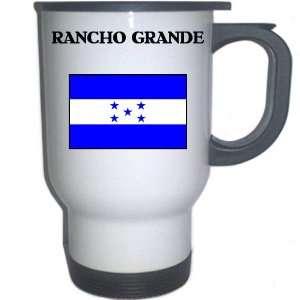 Honduras   RANCHO GRANDE White Stainless Steel Mug