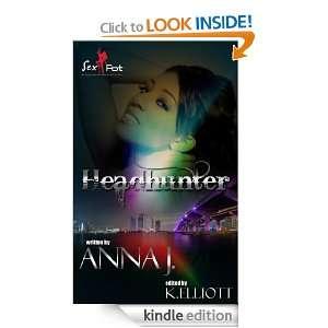 Head Hunter (Fantasy): Anna J., K. Elliott:  Kindle Store