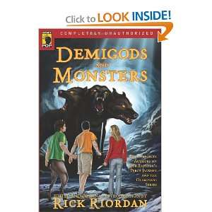 and Monsters: Your Favorite Authors on Rick Riordans Percy Jackson