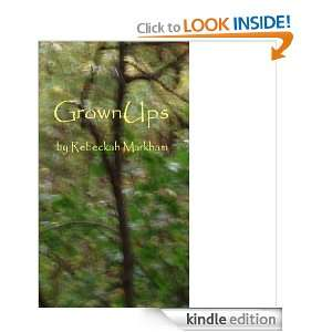 Grown Ups: A Christian Domestic Discipline Short Story: Rebeckah
