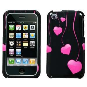 On Hard Cover Case Cell Phone Protector for Apple iPhone 3G 3GS Love