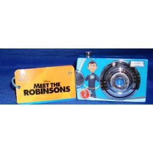 Disney Meet the Robinsons Talking Camera Toy Everything
