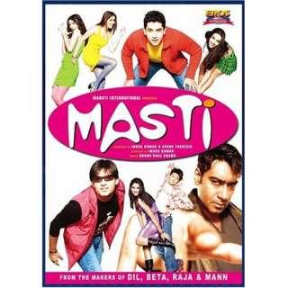 Masti: Aftab Shivdasani, Ajay Devgan, Amrita Rao, Archana