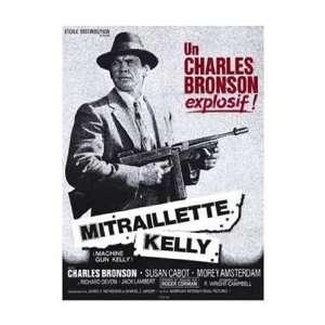 Machine Gun Kelly by Unknown 11x17
