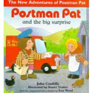 Postman Pat 9 Big Surprise (9780340678138) Cunliffe