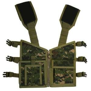 SPECIAL OPS   FORGE VEST   ZIP FRONT