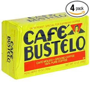 Cafe Bustelo Coffee Espresso, 10 Ounce Grocery & Gourmet Food