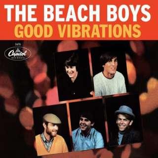 Beach Boys Good Vibrations: 40Th Anniversary Edition USA 5 Cd Single