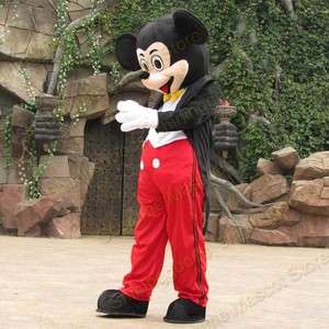ADULT MICKEY MOUSE COSTUME CARTOON COSTUME FANCY DRESS PARTY COSTUME