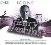 Henry Mancini Discography of CDs