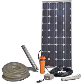 Submersible Solar Powered Water Pump, Model# 82328 Item# 14066