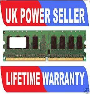2GB RAM MEMORY UPGRADE eMACHINES EL1300G 02w DESKTOP PC