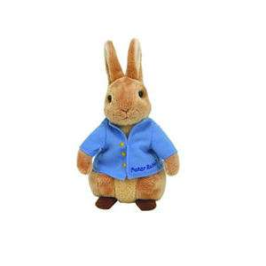 Peter Rabbit Peter Rabbit 16cm Bean Toy