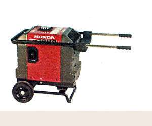 Honda EU3000iS generator 2 Wheel and Handle Kit