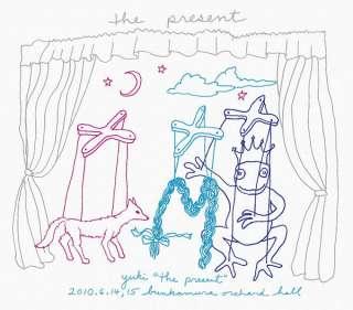 YESASIA YUKI The Present 2010.6.14,15 Bunkamura Orchard Hall (ALBUM