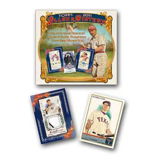 Topps 2011 Allen & Ginter Retail Box (24 Packs)   MLB Shop