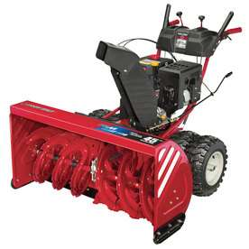 Shop Troy Bilt 420cc 45 Two Stage Gas Snow Blower at Lowes