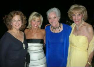 Author Penny Pearlman, Gretchen Carlson, Miss America 1989, Lee