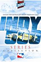 Indy 500 Series Collection DVD Cover Art