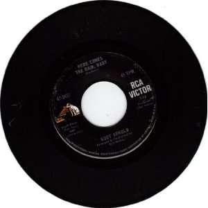 , Eddy/Here Comes The Rain, Baby/45rpm record Eddy Arnold Music