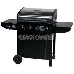 Char Broil T480 Four Burner 48,000 BTU Gas Gril 047362344014
