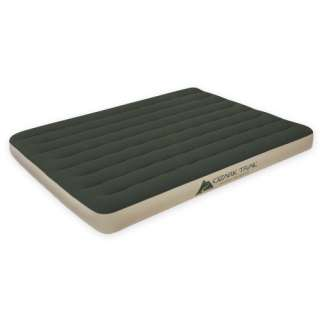 Ozark Trail Queen Size Velour Top Air Bed Camping