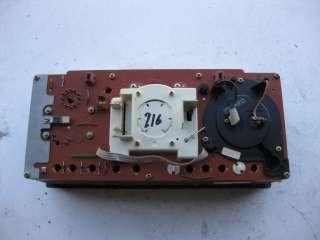 1989 Volvo 240 Instrument Cluster (Speedometer) Gauges