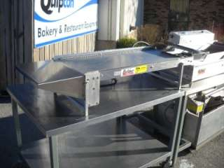 BELSHAW Mark VI Donut Robot Fryer Conveyor System   Model MKVI