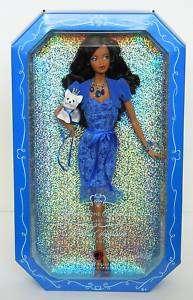 AA SAPPHIRE~SEPTEMBER Birthstone Model Muse Barbie~NRFB