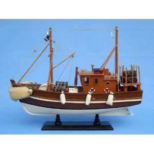 18 Model Ship Fishing Boats Replica Boat Not a Kit Toys & Games