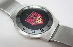 Ultra Slim Stainless Steel Watch / Kiss Army Rock Band