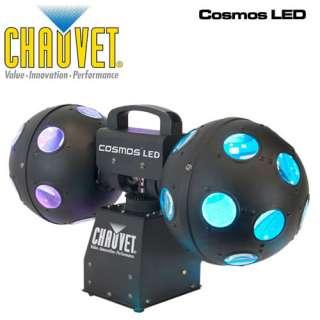 CHAUVET LIGHTING COSMOS LED RGB DJ LIGHT EFFECT FIXTURE 781462205768