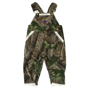 Bell Ranger You Go Girl Hardwoods Green Camo Infant Bib
