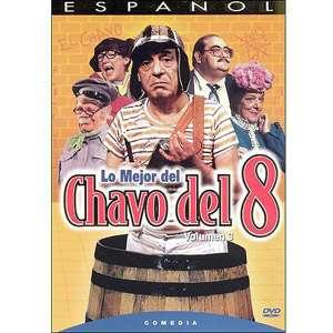 Lo Mejor Del Chavo Del 8, Vol. 3 (Spanish) Movies