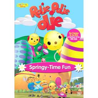 Rolie Polie Olie Springy Time Fun (Full Frame) Movies