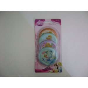 DISNEY PRINCESS CINDERELLA PARTY FAVORS MINI DISCS