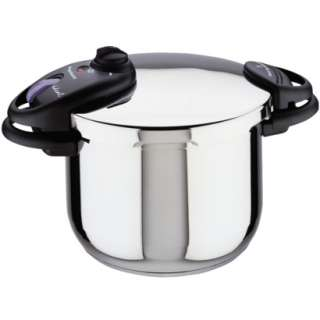 Magefesa Ideal Stainless Steel 6 qt. Pressure Cooker product details