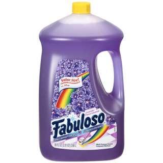 Fabuloso Lavender Long Lasting Multi Purpose Cleaner, 90