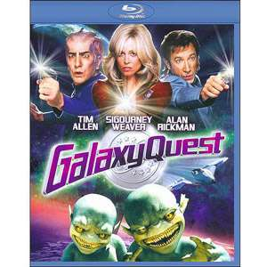 Galaxy Quest (Blu ray) (Widescreen) Blu ray